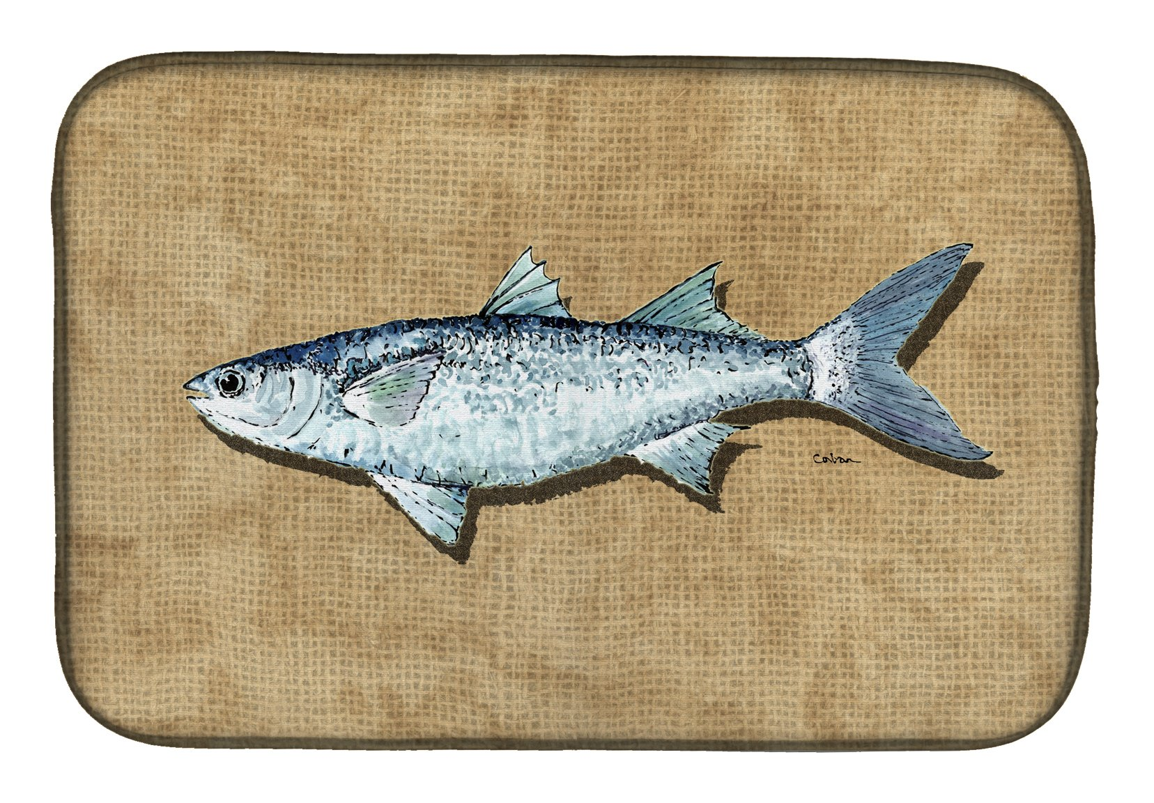 Buy this Mullet Dish Drying Mat 8805DDM
