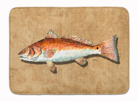 Buy this Red Fish Machine Washable Memory Foam Mat 8807RUG