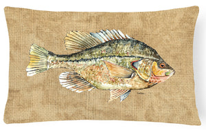 Buy this Croppie   Canvas Fabric Decorative Pillow