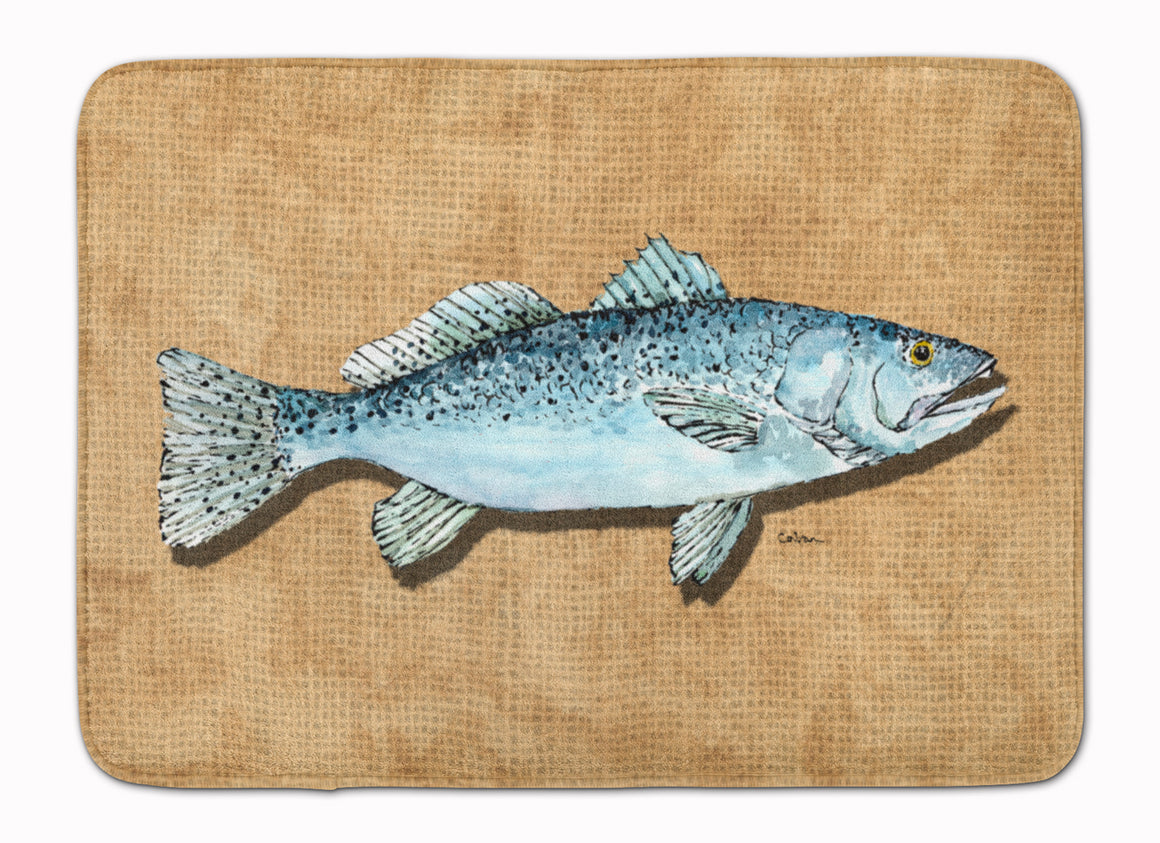 Buy this Speckled Trout Machine Washable Memory Foam Mat 8809RUG