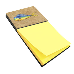 Buy this Dolphin Mahi Mahi Refiillable Sticky Note Holder or Postit Note Dispenser 8810SN