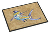 Blue Marlin Indoor or Outdoor Mat 18x27 - the-store.com