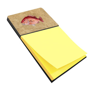 Buy this Strawberry Snapper Refiillable Sticky Note Holder or Postit Note Dispenser 8812SN