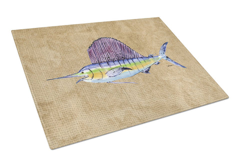 Buy this Swordfish Glass Cutting Board Large