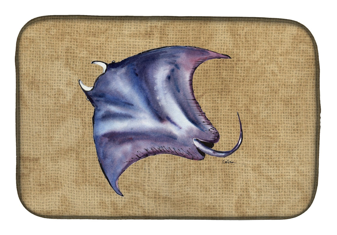Buy this Stingray Dish Drying Mat 8814DDM