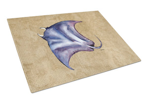 Buy this Stingray Glass Cutting Board Large