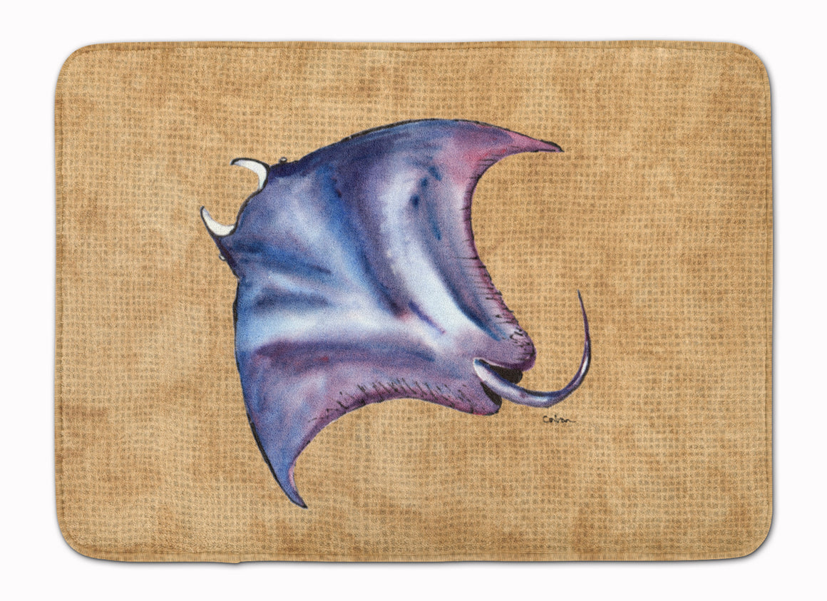Buy this Stingray Machine Washable Memory Foam Mat 8814RUG