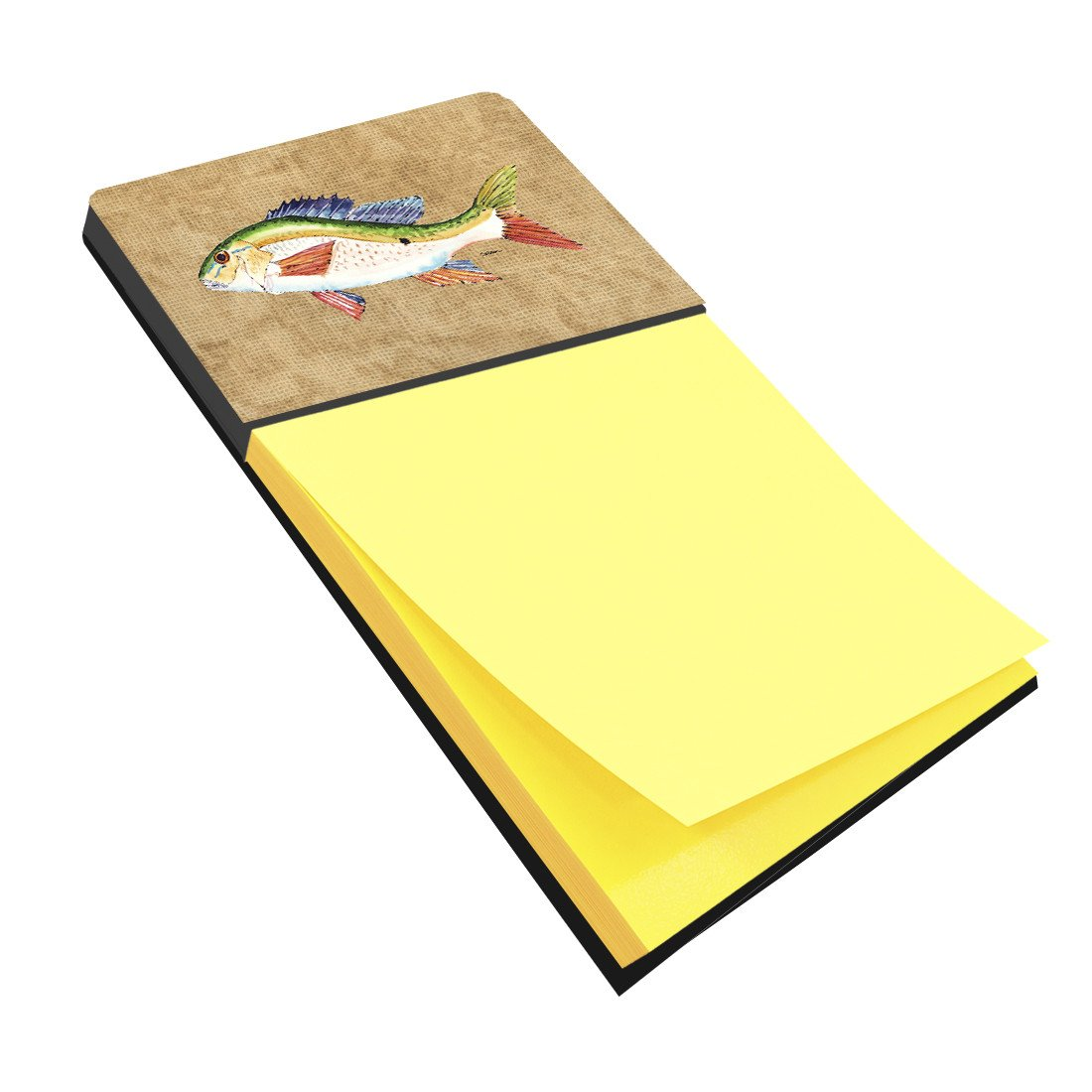 Rainbow Trout Refiillable Sticky Note Holder or Postit Note Dispenser 8816SN by Caroline's Treasures