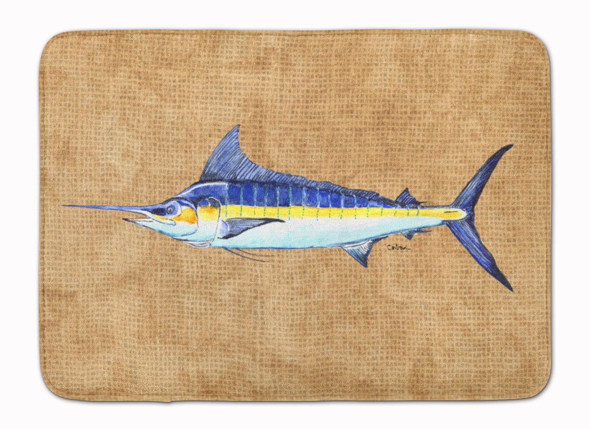 Buy this Blue Marlin Machine Washable Memory Foam Mat 8818RUG