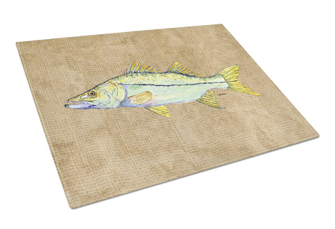 Buy this Snook Glass Cutting Board Large