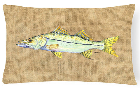 Buy this Snook   Canvas Fabric Decorative Pillow