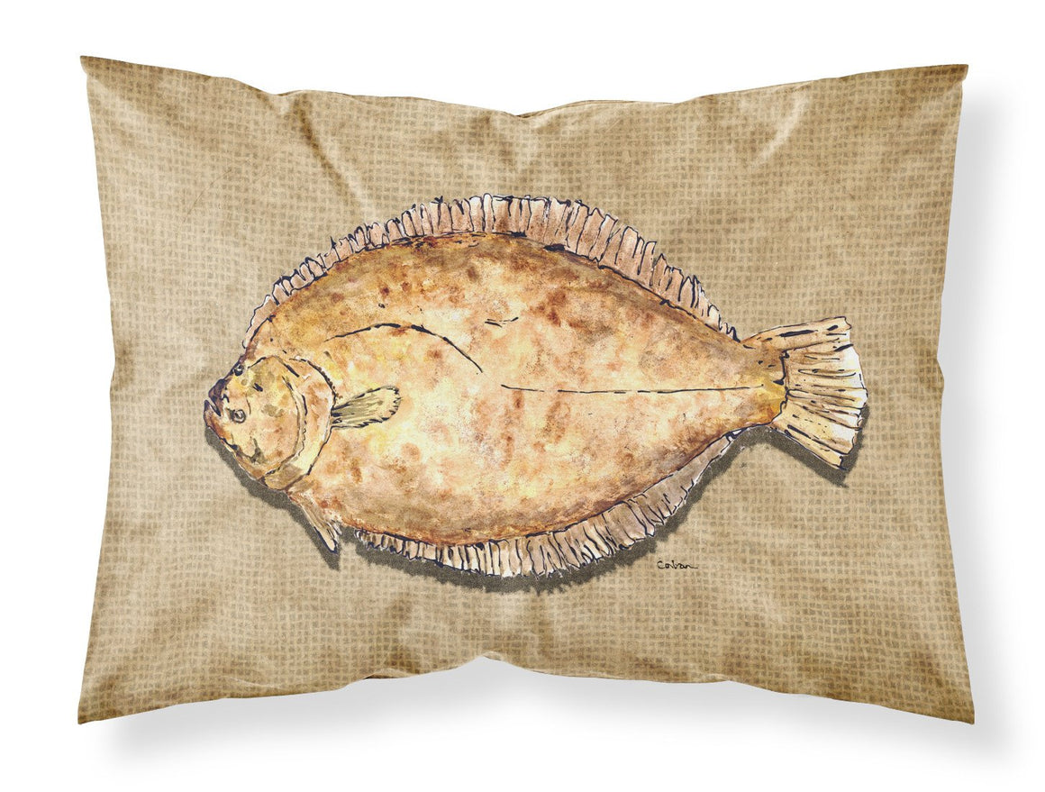Buy this Flounder Moisture wicking Fabric standard pillowcase
