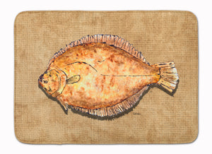 Buy this Flounder Machine Washable Memory Foam Mat 8821RUG