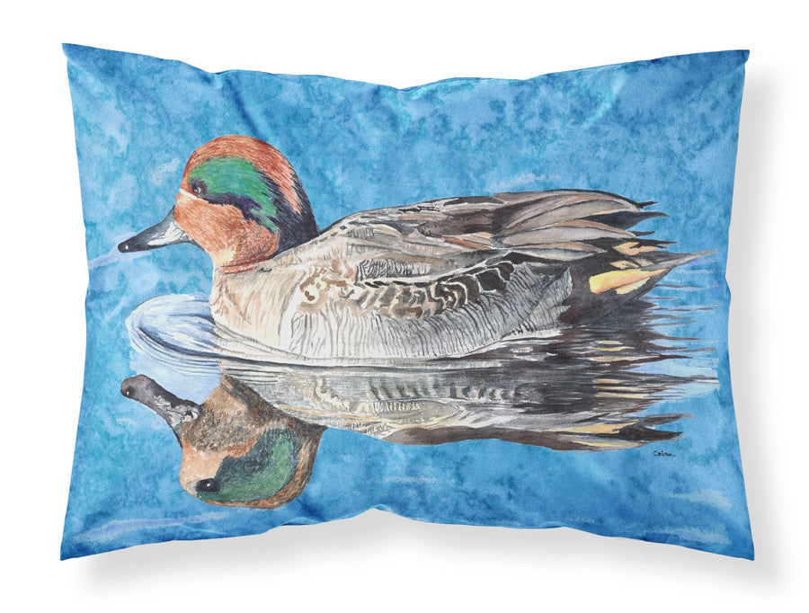 Buy this Teal Duck Moisture wicking Fabric standard pillowcase