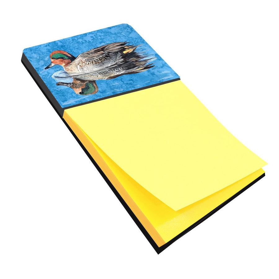 Buy this Teal Duck Refiillable Sticky Note Holder or Postit Note Dispenser 8830SN