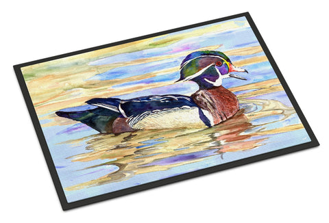 Buy this Wood Duck Indoor or Outdoor Mat 18x27