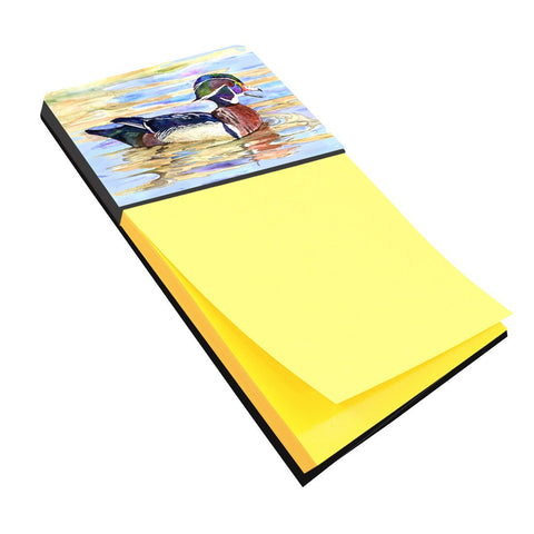 Buy this Wood Duck Refiillable Sticky Note Holder or Postit Note Dispenser 8831SN