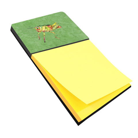 Buy this Grasshopper on Avacado Refiillable Sticky Note Holder or Postit Note Dispenser 8848SN