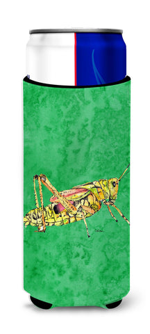 Buy this Grasshopper on Green Ultra Beverage Insulators for slim cans 8849MUK