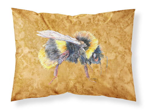 Buy this Bee on Gold Moisture wicking Fabric standard pillowcase