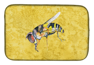 Buy this Bee on Yellow Dish Drying Mat 8851DDM