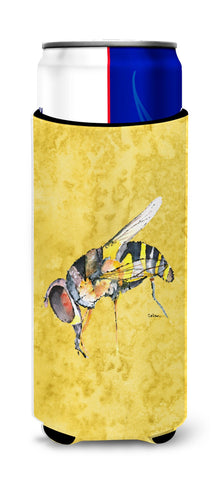 Buy this Bee on Yellow Ultra Beverage Insulators for slim cans 8851MUK