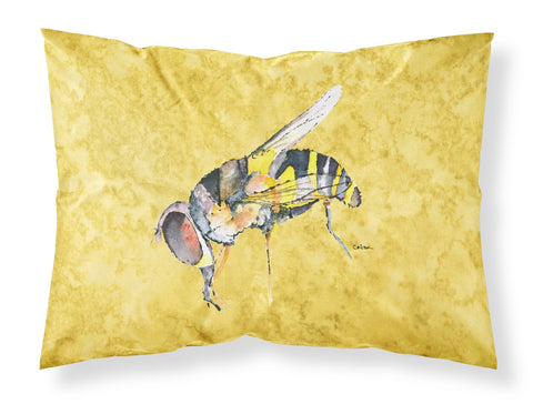 Buy this Bee on Yellow Moisture wicking Fabric standard pillowcase