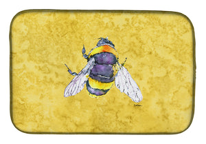 Buy this Bee on Yellow Dish Drying Mat 8852DDM