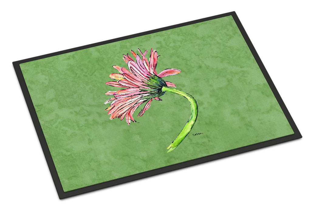 Buy this Gerber Daisy Pink Indoor or Outdoor Mat 18x27 Doormat