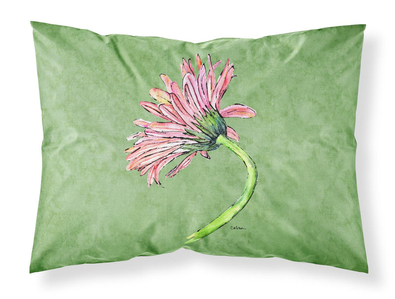 Buy this Gerber Daisy Pink Moisture wicking Fabric standard pillowcase