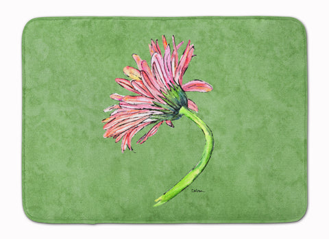 Buy this Gerber Daisy Pink Machine Washable Memory Foam Mat 8853RUG