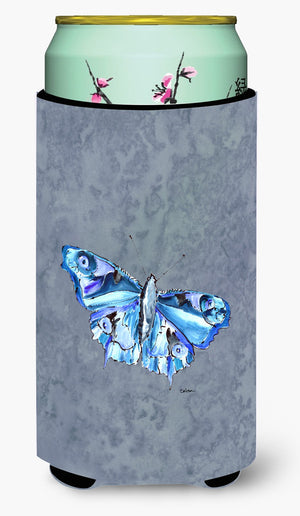 Buy this Butterfly on Gray  Tall Boy Beverage Insulator Beverage Insulator Hugger