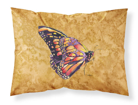 Buy this Butterfly on Gold Moisture wicking Fabric standard pillowcase