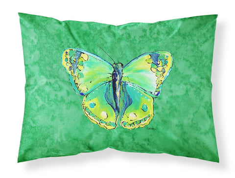 Buy this Butterfly Green on Green Moisture wicking Fabric standard pillowcase