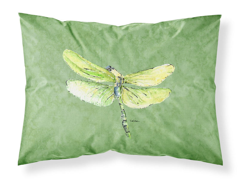 Buy this Dragonfly on Avacado Moisture wicking Fabric standard pillowcase