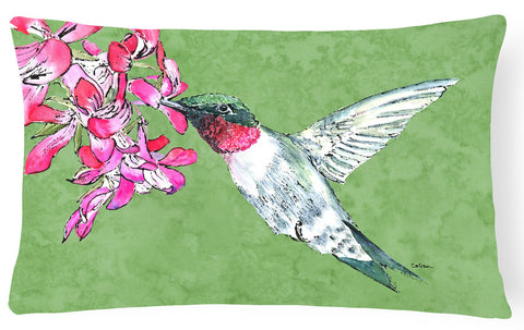 Buy this Hummingbird   Canvas Fabric Decorative Pillow