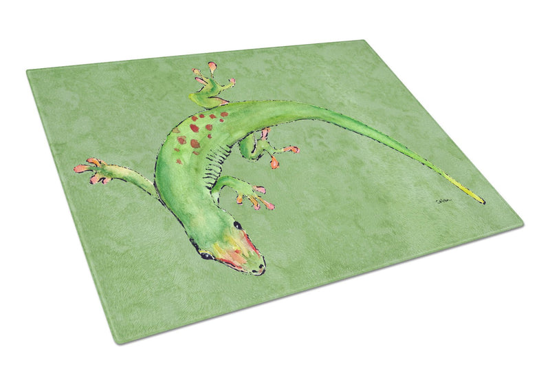 Buy this Gecko the lizard Glass Cutting Board