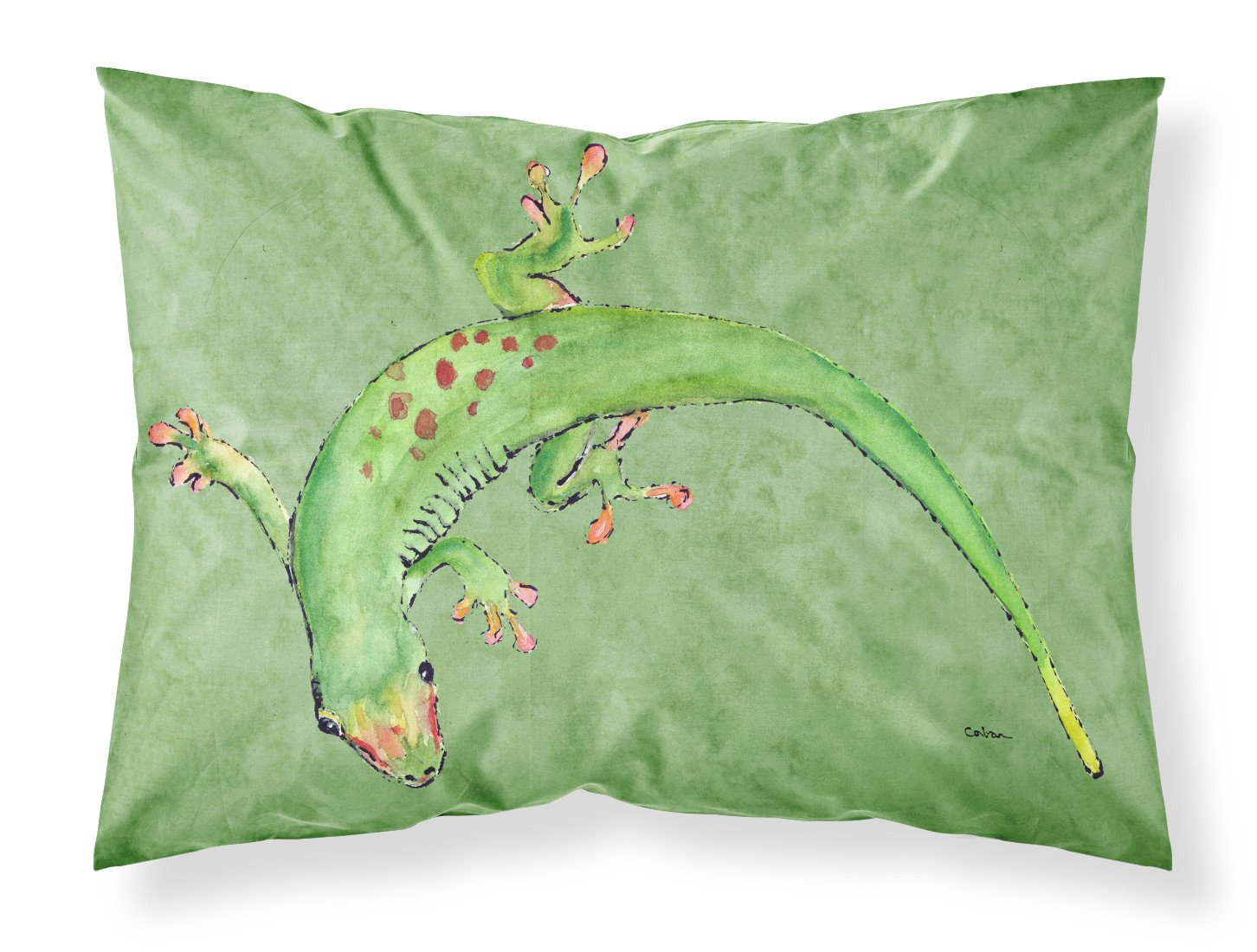 Buy this Gecko Moisture wicking Fabric standard pillowcase