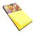 Day Lillies Refiillable Sticky Note Holder or Postit Note Dispenser 8892SN by Caroline's Treasures
