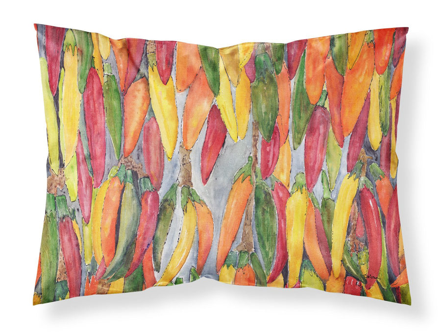 Buy this Hot Peppers Moisture wicking Fabric standard pillowcase