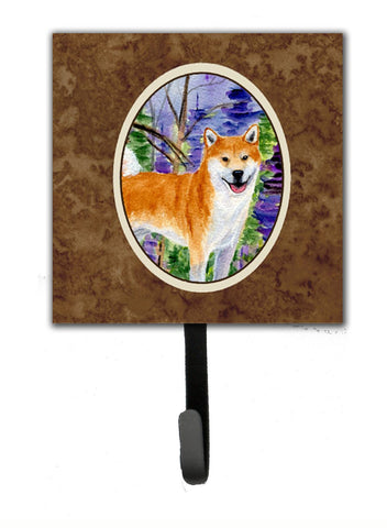 Buy this Shiba Inu Leash Holder or Key Hook