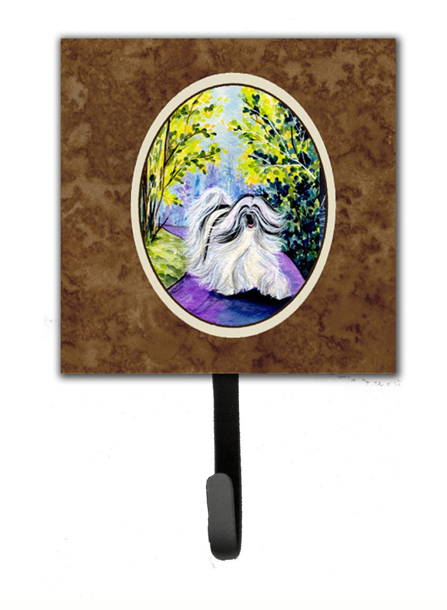 Buy this Tibetan Terrier Leash Holder or Key Hook