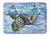 Buy this Loggerhead Turtle in a Dive Machine Washable Memory Foam Mat 8941RUG