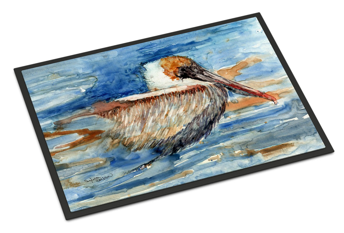Buy this Pelican in the water Indoor or Outdoor Mat 24x36 8942JMAT