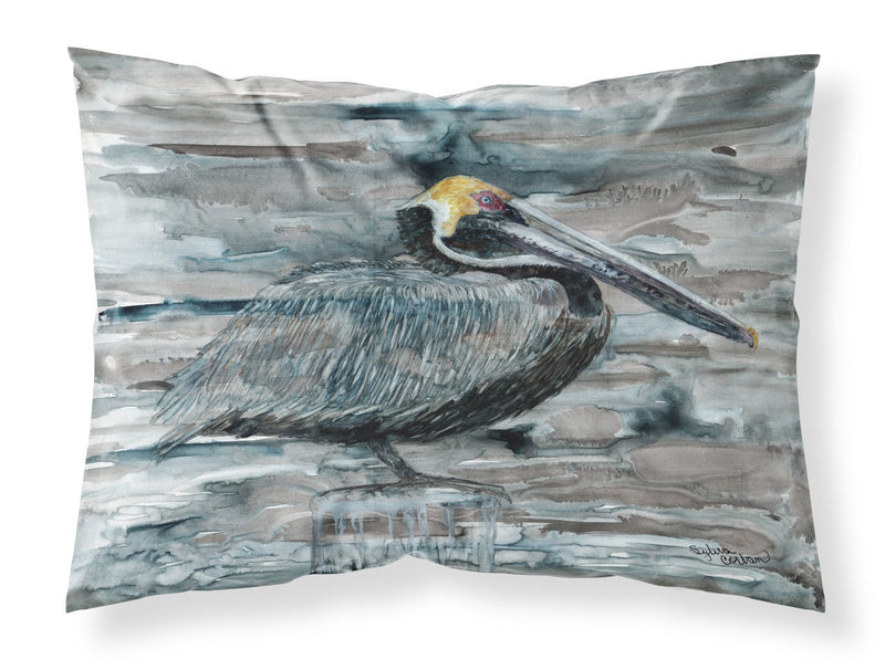 Buy this Pelican in Grey Fabric Standard Pillowcase 8946PILLOWCASE