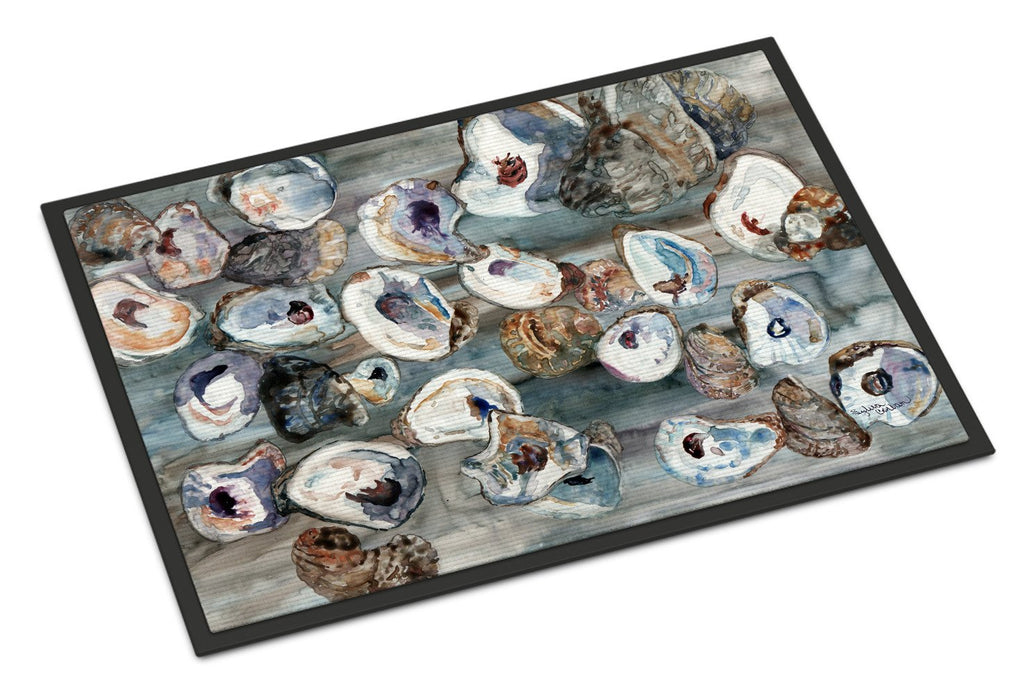Buy this Bunch of Oysters Indoor or Outdoor Mat 18x27 8957MAT