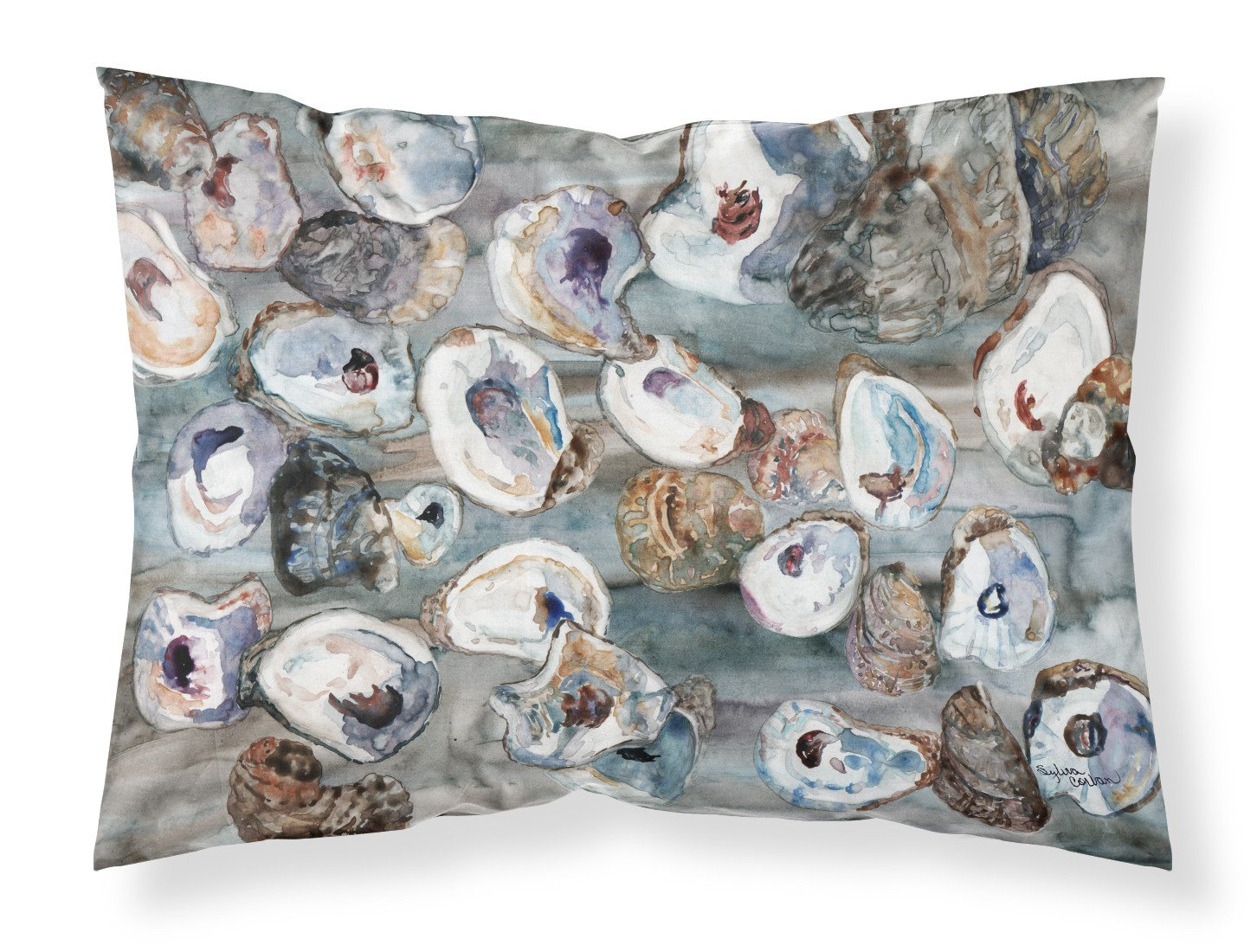 Buy this Bunch of Oysters Fabric Standard Pillowcase 8957PILLOWCASE