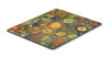Abstract with Mother Earth Mouse Pad, Hot Pad or Trivet 8966MP by Caroline's Treasures