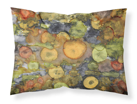 Buy this Abstract with Mother Earth Fabric Standard Pillowcase 8966PILLOWCASE