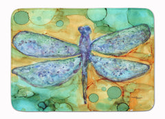 Buy this Abstract Dragonfly Machine Washable Memory Foam Mat 8967RUG